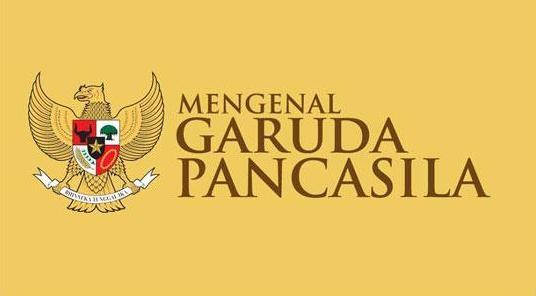 Image : Lambang negara Indonesia